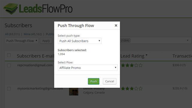 pushflow